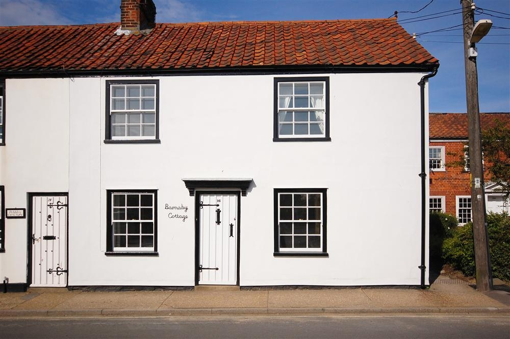 Barnaby Cottage Southwold | Self-Catering Holiday Cottage in Southwold Suffolk