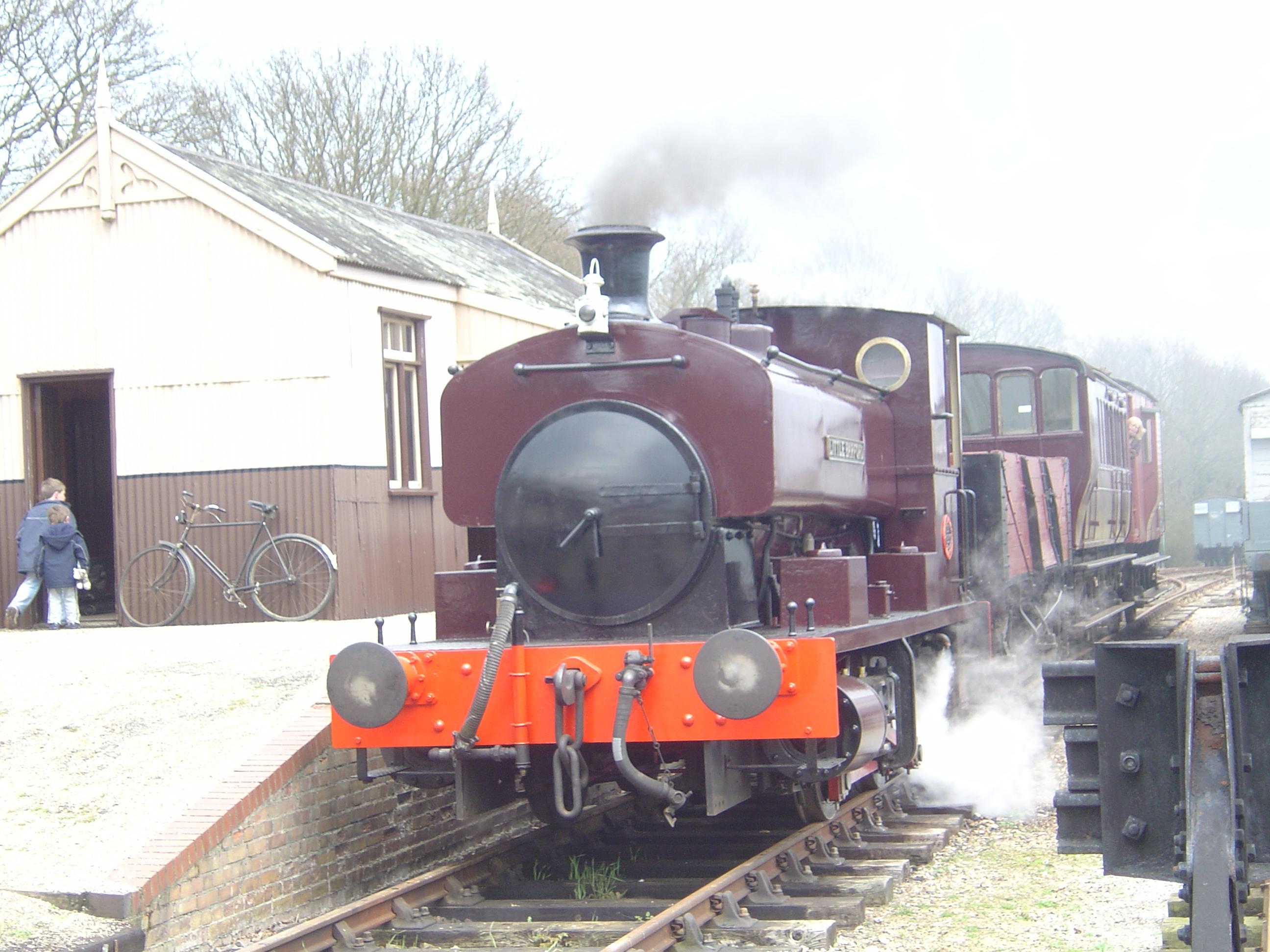 A New Start For Suffolk's Railways?