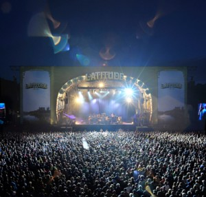 Latitude 2016: music, laughs and love